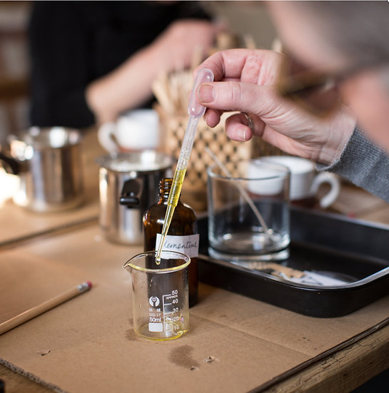 Candle Making Workshop with Afternoon Tea - 25th April