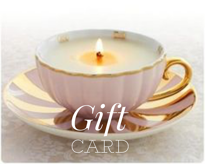 Candle Workshop - Gift Card