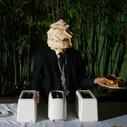 Baker's Dozen  A Dining Room Tale with Zierle & Carter Erskineville, Sydney, Australia 2013 Photo: Julie Vulcan
