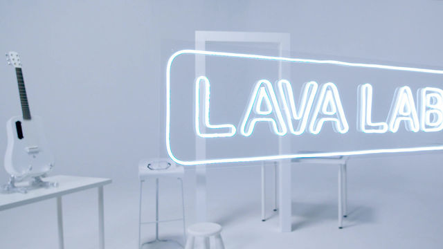 LAVA LAB #4- Light
