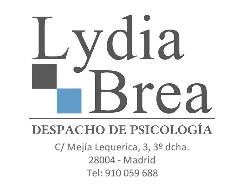 Psicóloga Lydia Brea