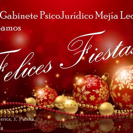 Felices fiestas 2017/2018