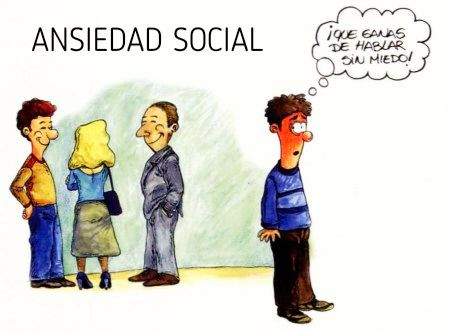 FOBIA O ANSIEDAD SOCIAL