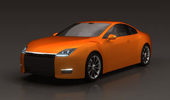 Acila GT orange