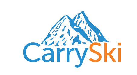 CarrySki logo design