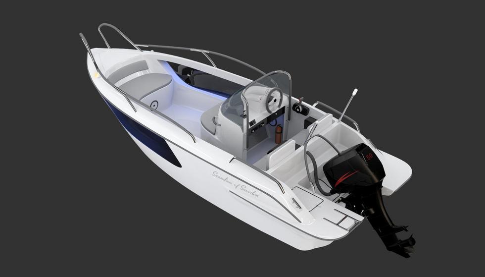 Scandica båtkoncept ovan