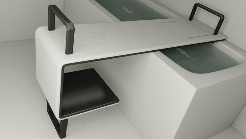 Bathboard design