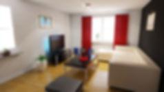 Lägenhet interiör