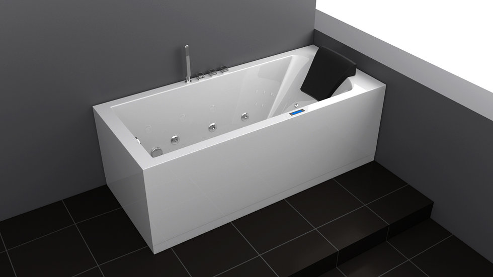 Bathtub render