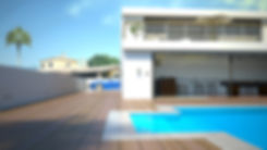 Beach house design