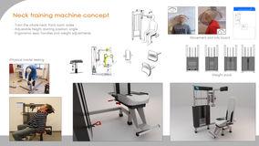 Neck machine design board