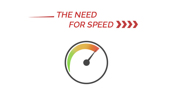 Product development speed