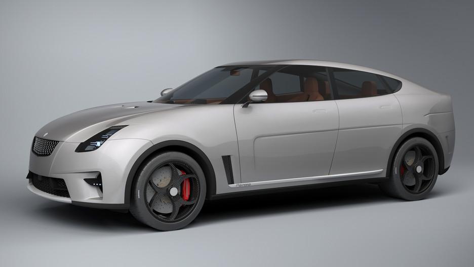 Koenigsegg Parera crossover concept