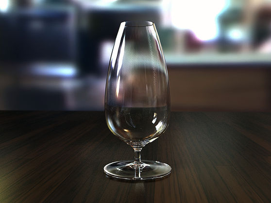 Glass render