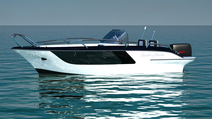 Scandica boat design