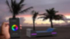 Nexeus LED colors