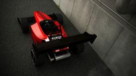 Formula SAE car design
