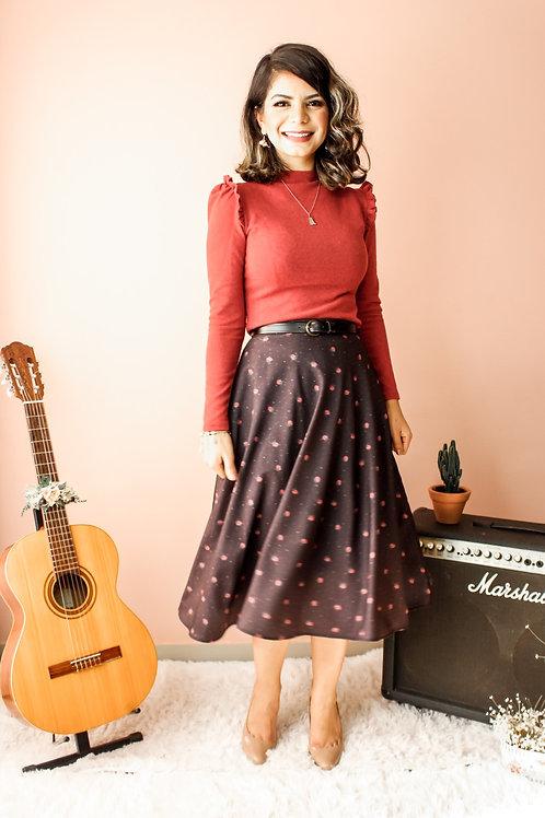 Blusa Flamenco