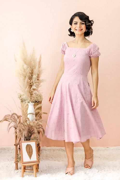 Vestido Laise lavanda II