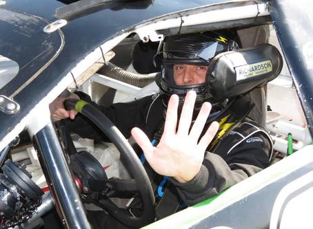 Косьма Гузняков- первый и единственный русский пилот в NASCAR. Разговор о дороге к мечте.