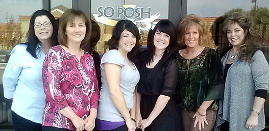 So Posh Spa Hair Salon, Tanning| Full Service Spa| Meridian