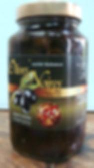 olives noires variété Kalamon