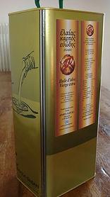 l'huile 300 de Sparta Natura, bidon de 5