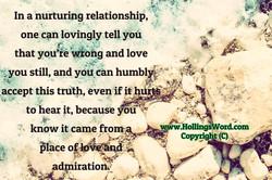 HP-Nurturing Relationships