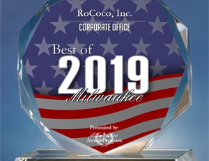 RoCoco Inc Named 2019 Best of Milwaukee