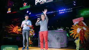 Thu hàng nghìn tỷ mỗi năm từ truyền hình, quảng cáo, ông chủ game show Rap Việt lấn sân lĩnh vực địa