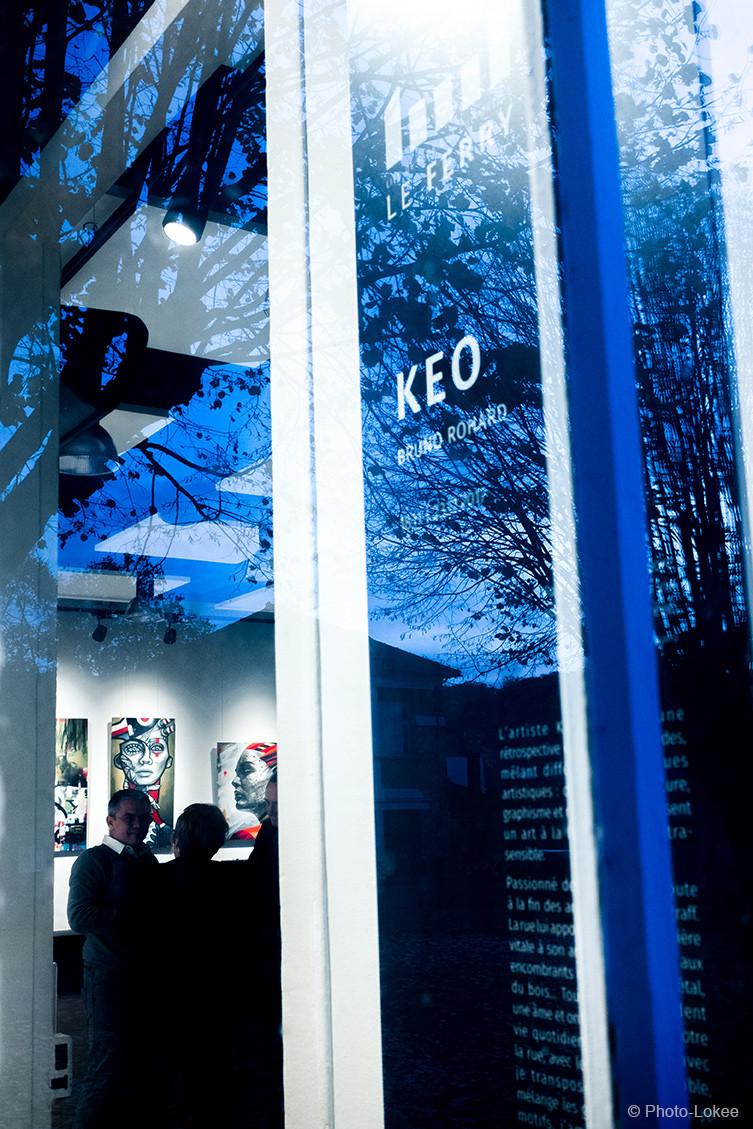 SOLOSHOW/KEO