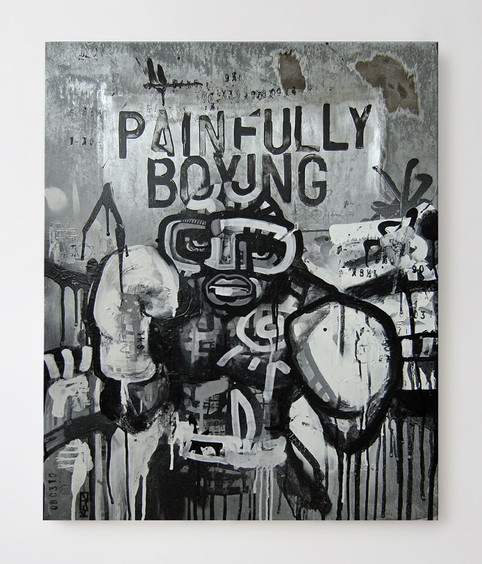 PAINT'FULLY BOXING