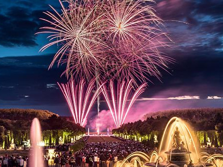 """Infos """"muestra"""" en el Palacio de Versailles"""
