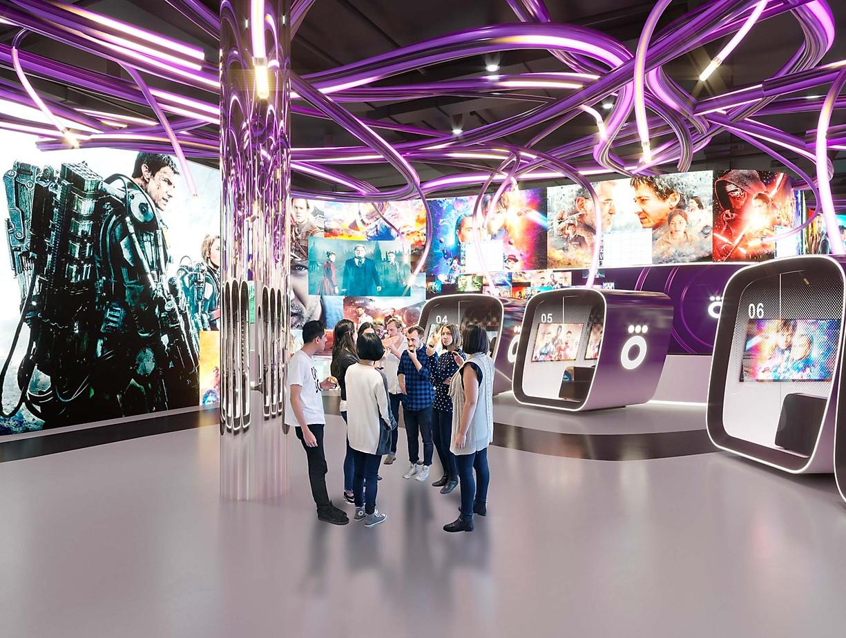 кинотеатр будущего