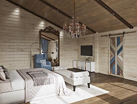 3d дизайн мастер спальни