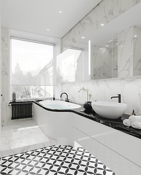 3d дизайн интерьера квартиры