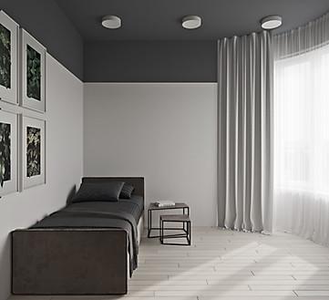 визуализация гостевой спальни