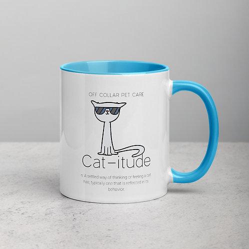 Cat-itude Mug