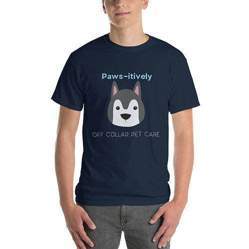 Paws-itively Short Sleeve T-Shirt