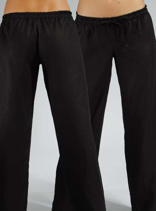 11-12+Classic+black+drawstring+trousers_