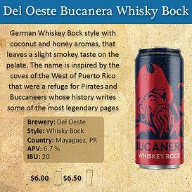 Del Oeste Bucanera Whisky Bock 2 x 2.jpg