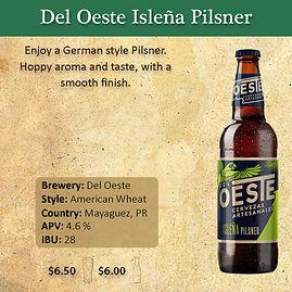 Del Oeste Islena Pilsner 2 x 2.jpg