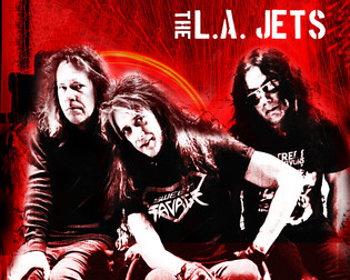 Former members of Rhino Bucket, London and Sweet Savage form new band THE L.A. JETS