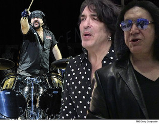 PANTERA DRUMMER VINNIE PAUL TO BE BURIED IN KISS CASKET ... Just Like Brother Darrell