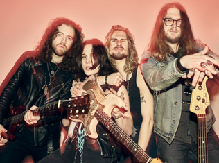 """Tyler Bryant & The Shakedown Share """"Out There"""" Video"""