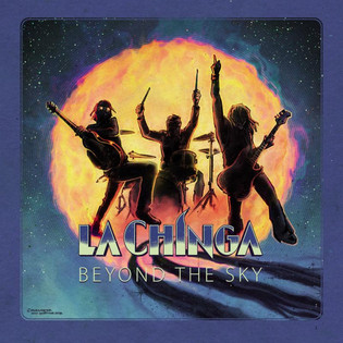 La Chinga release video for the track 'Killer Wizard'