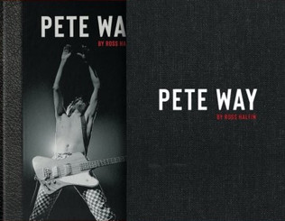 """Ross Halfin announces the publication of""""Pete Way By Ross Halfin"""" book"""