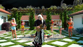 JOHN 5 AND THE CREATURES Premiere 'I Want It All' Video