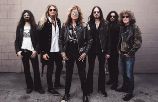 WHITESNAKE Unleash 'Trouble Is Your Middle Name' Video