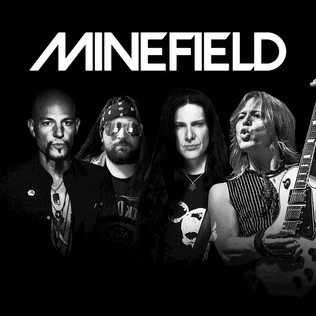 MINEFIELD release new single 'Home', out now on Golden Robot Records
